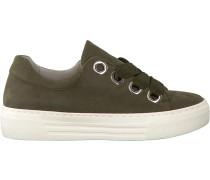 Grüne Gabor Sneaker 464