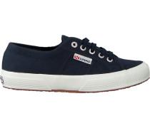 Blaue Superga Sneaker 2750 Cotuclassic