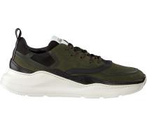 Grüne Barracuda Sneaker Bu3242