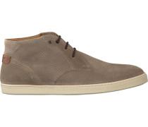 Taupe Van Bommel Sneaker Van Bommel 10062
