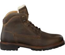 Grüne Omoda Ankle Boots 350056