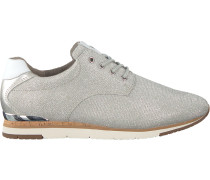 Silberne Gabor Sneaker 320