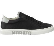 Schwarze Sneaker Mmfw00931