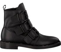 Schwarze Ankle Boots 81 27600 230