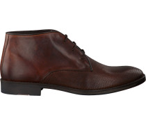 Cognacfarbene Mcgregor Business Schuhe Firenze