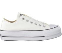 white shoe Chuck Taylor 560251C