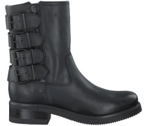 Schwarze Omoda Biker Boots 14081