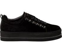 Schwarze Maripe Sneaker 25513