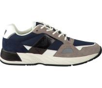 Blaue Armani Jeans Sneaker X4X220