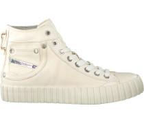 Weiße Diesel Sneaker S-Exposure CMC W