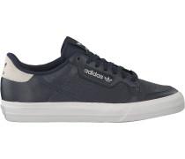 Blaue Adidas Sneaker Low Continental Vulc M