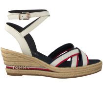 Weiße Sandalen Iconic Elba Corporate