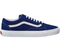 Blaue Vans Sneaker Low Ua Old Skool Men