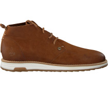Cognacfarbene Rehab Sneaker Nazar Nub Vintage