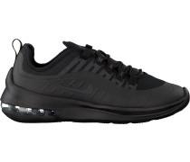 Schwarze Nike Sneaker Nike Air Max Axis