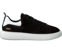 Schwarze Nubikk Sneaker Scott