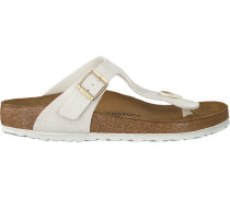 white Papillio shoe Gizeh Animal Fascination
