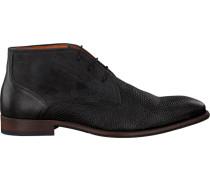 Schwarze Van Lier Business Schuhe 1859105