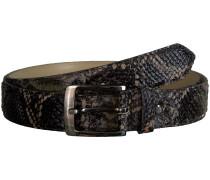 Gürtel Belt Snake W18