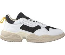 Weiße Adidas Sneaker Low Supercourt Rx