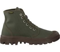 Grüne Palladium Ankle Boots Pampa High D