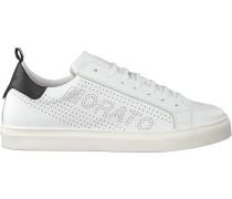 Weiße Antony Morato Sneaker Low Mmfw01252