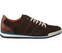 Braune Van Lier Business Schuhe 1917405