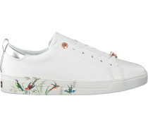 Weiße Ted Baker Sneaker Rouly