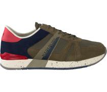 Grüne Napapijri Sneaker Rebut