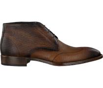 Cognacfarbene Giorgio Business Schuhe He974148/01