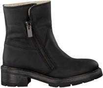 Schwarze Via Vai Biker Boots 4932119
