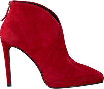 Rote Lola Cruz Stiefeletten 175T30Bk-I18