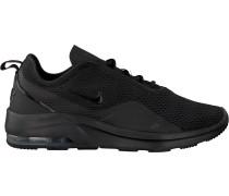 Schwarze Nike Sneaker Nike Air Max Motion 2