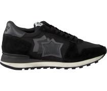 Schwarze Atlantic Stars Sneaker Argo