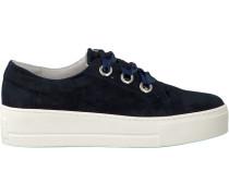 Blaue Roberto d'Angelo Sneaker Leeds