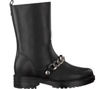 Schwarze Nikkie Biker Boots N 9 649 1901