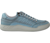 Blaue Van Lier Business Schuhe 7574
