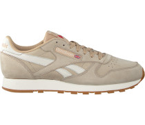 Beige Reebok Sneaker CL Leather TL MEN