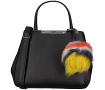 Schwarze Guess Handtasche Hwpp66 93050