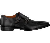 Schwarze Van Lier Business Schuhe 1958908