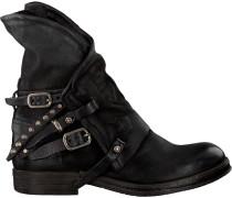 Schwarze Biker Boots 207235 Sole. Verti OUD Fw17