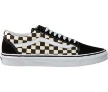 Schwarze Vans Sneaker Low Ua Old Skool Men
