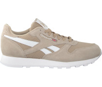 Weiße Reebok Sneaker CL Leather MU
