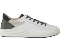 Weiße Crime London Sneaker 11303Pp1