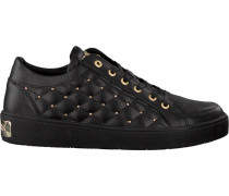 Black Guess shoe Flgln3 Lea12