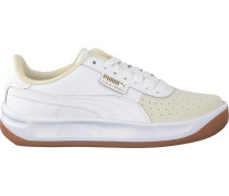 Weiße Puma Sneaker California Exotic Wn's