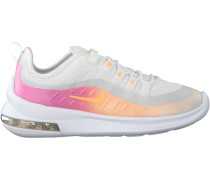 Weiße Nike Sneaker AIR MAX Axis Premium Wmns