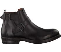 Schwarze Replay Ankle Boots Hert