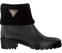 Black Guess shoe Flvnt3 Rub09