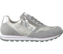 Silberne Gabor Sneaker 368